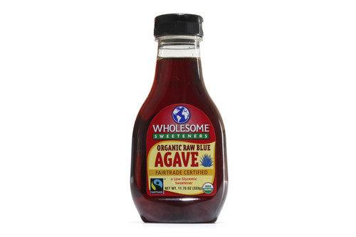 Raw Blue Organic Agave