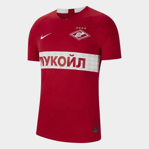 Spartak Moscow Home Shirt 2019 2020