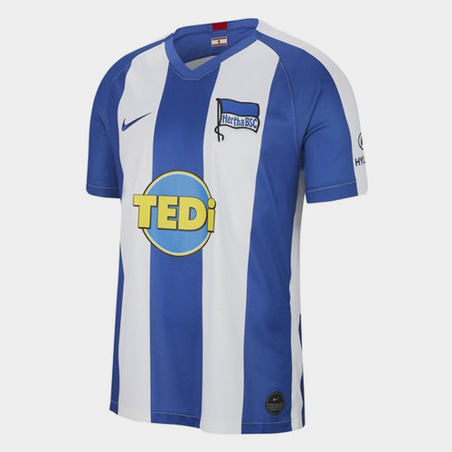 Hertha Berlin Home Shirt 2019 2020