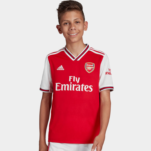 Arsenal 19/20 Kids Home S/S Football Shirt