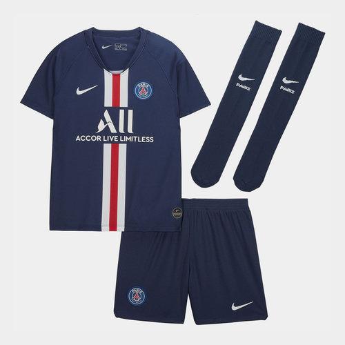 Paris Saint-Germain 19/20 Home Mini Kit
