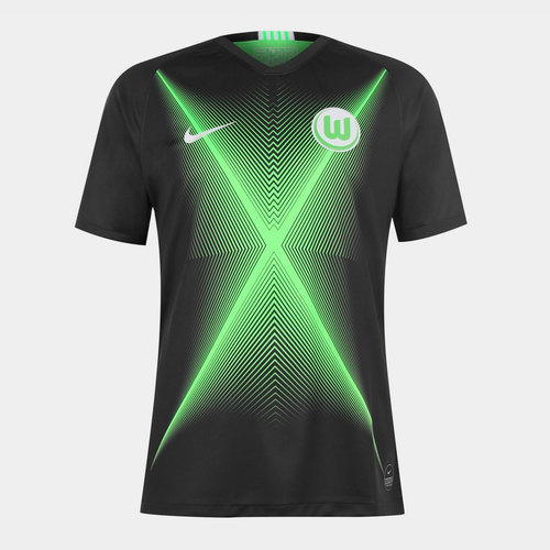 VFL Wolfsburg Home Shirt 2019 2020