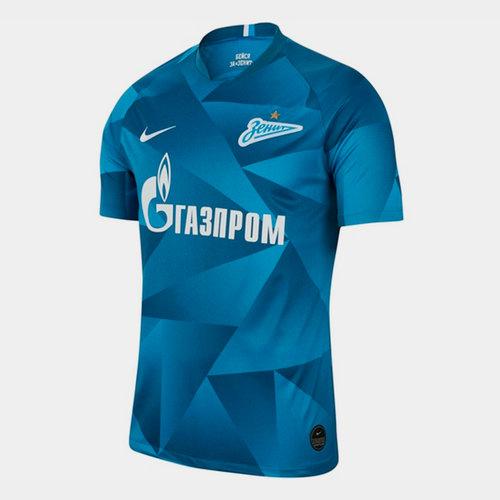 Zenit St Petersburg Home Shirt 2019 2020