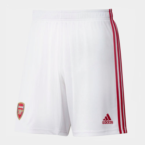 Arsenal 19/20 Kids Home Football Shorts