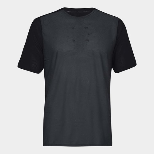 Tech Pack Short Sleeve Hybrid T Shirt Mens