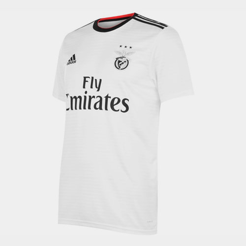 Benfica Away Shirt 2018 2019