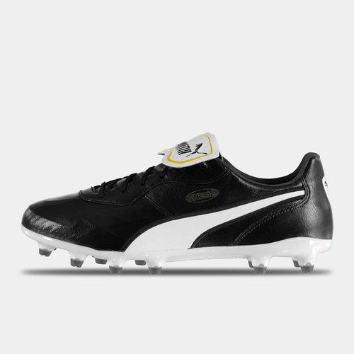 King Top Mens FG Football Boots