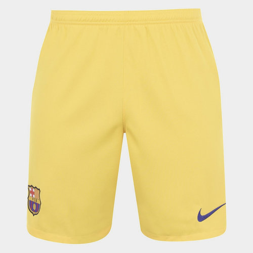 FC Barcelona 19/20 Away Football Shorts
