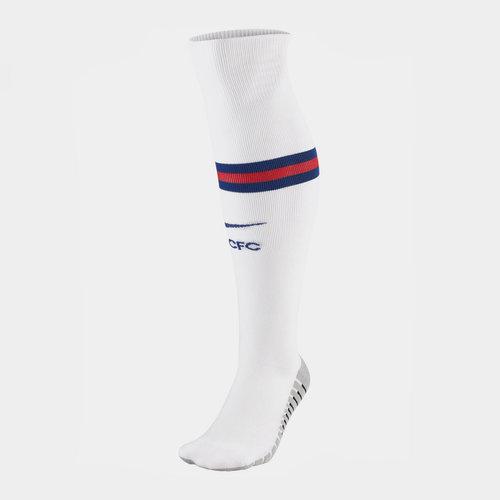 Chelsea Home Socks 2019 2020