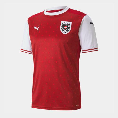 Austria 2020 Home Football Shirt