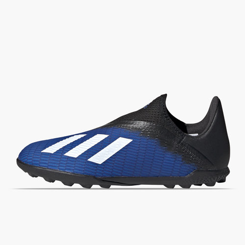 X 19.3 Laceless Kids Astro Turf Trainers
