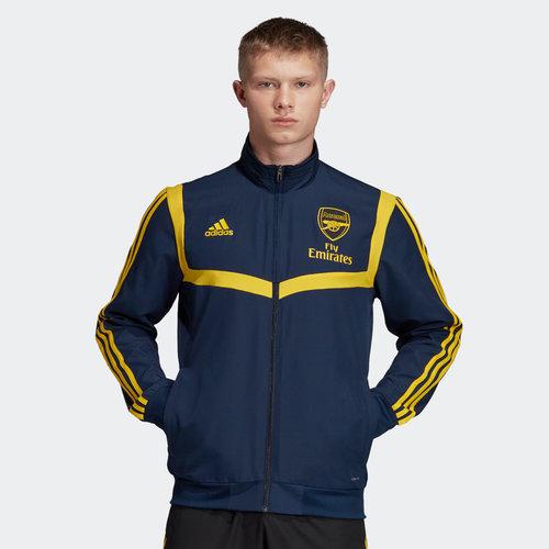 Arsenal European Presentation Jacket 2019 2020