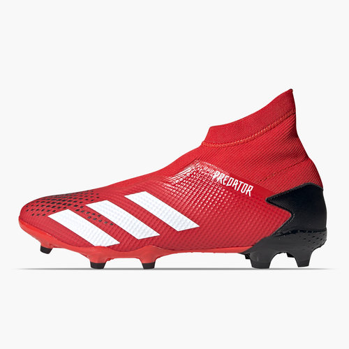 Predator 20.3 Laceless Mens FG Football Boots