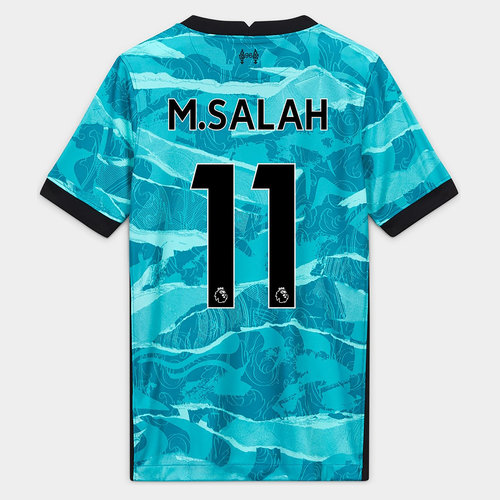 Liverpool Mohamed Salah Away Shirt 20/21 Mens