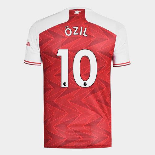 Arsenal Mesut Ozil Home Shirt 20/21 Mens
