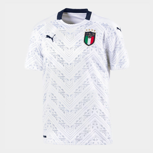 Italy Away Shirt 2020 Junior