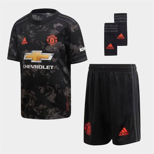 Manchester United 19/20 3rd Mini Kids Football Kit