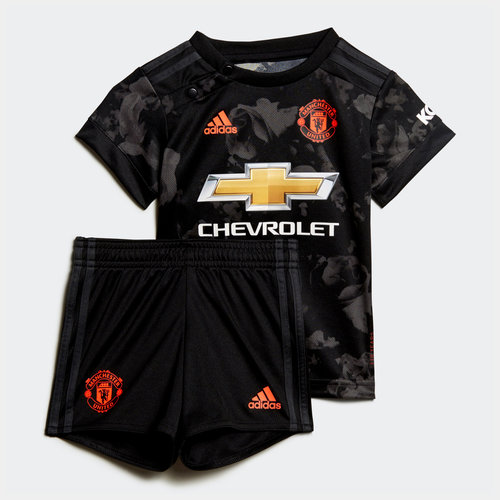 Manchester United 19/20 3rd Baby Football Kit