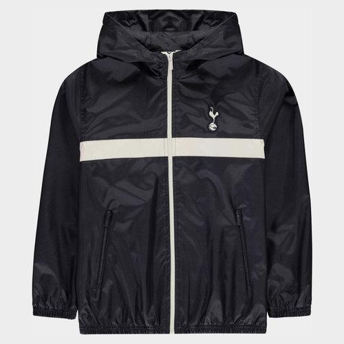 Spurs Shower Jacket Junior Boys