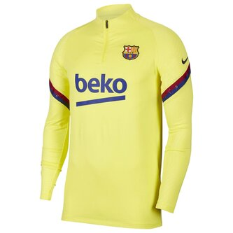 FC Barcelona 19/20 Drill Top Mens