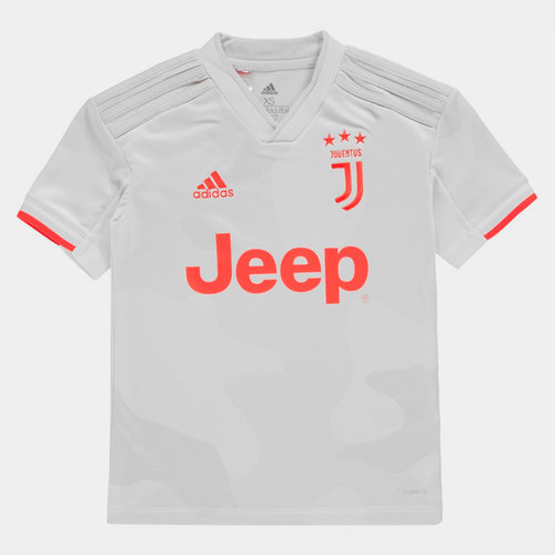 Juventus Away Shirt 2019 2020 Junior