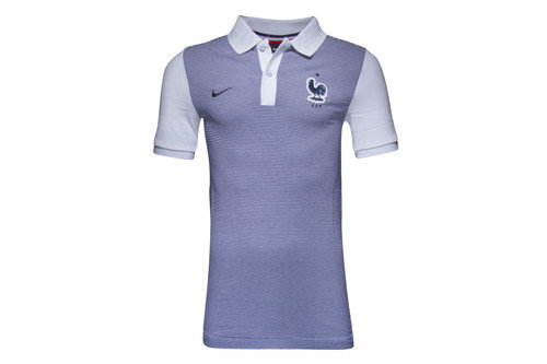France 2016 Authentic Football Polo Shirt