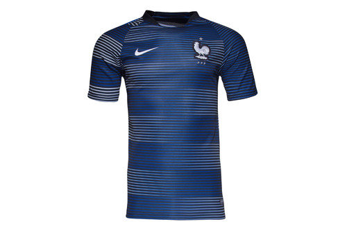 France 2016 Pre-Match Training II Football Shirt