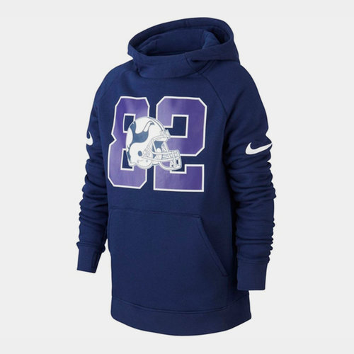 Tottenham Hotspur American Football Hoodie Junior
