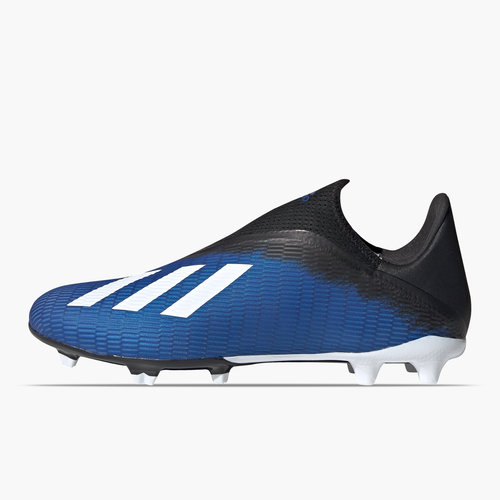 X 19.3 Mens Laceless FG Football Boots