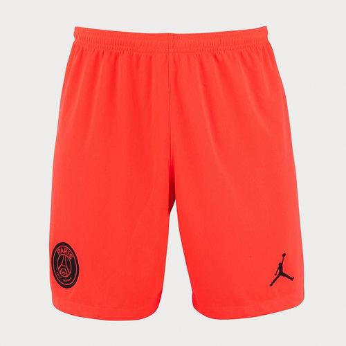 Paris Saint-Germain x Jordan 19/20 Away Football Shorts