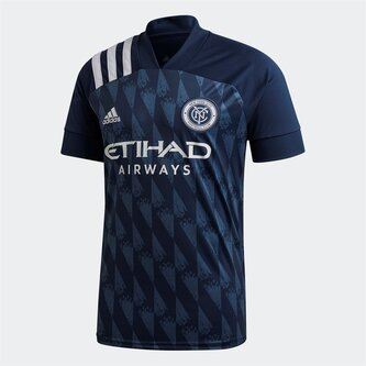 New York City 2020 Away S/S Football Shirt