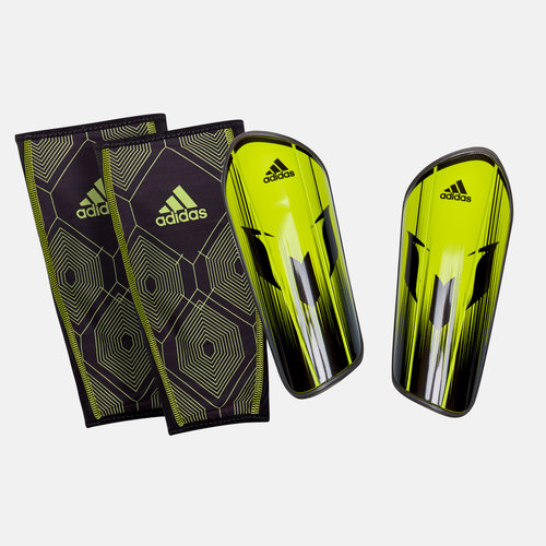 Messi 10 Pro Slip In Shin Guards
