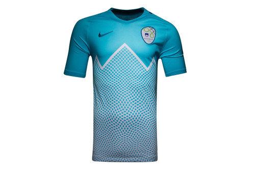 Slovenia 2016 Home Stadium S/S Football Shirt