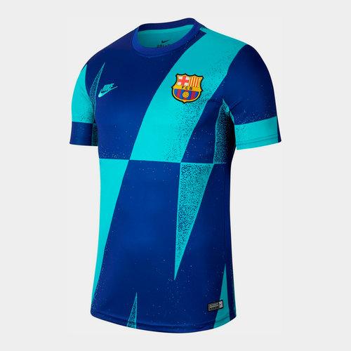 Barcelona Pre Match Shirt 2019 2020