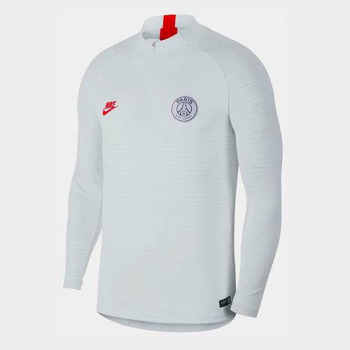 Paris Saint Germain Vaporknit Drill Top 2019 2020 Mens