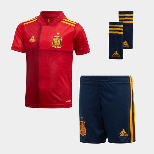 Spain 2020 Home Mini Football Kit