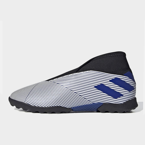 Nemeziz 19.3 Junior Laceless Astro Turf Trainers