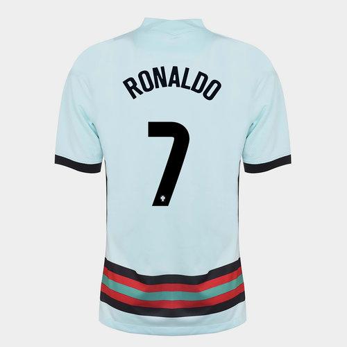 Portugal Cristiano Ronaldo Away Shirt 2020