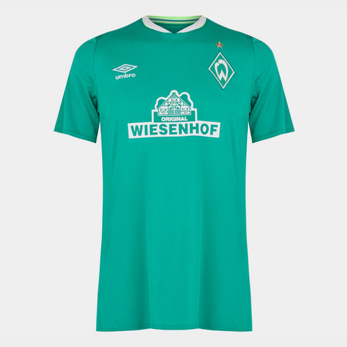 Werder Bremen Home Shirt 2019 2020