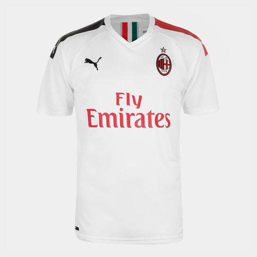 AC Milan 19/20 Away S/S Football Shirt
