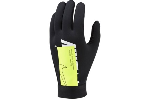 Air FieldPlay Gloves Black/Volt