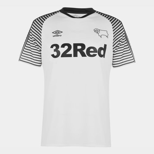 Derby County Home Shirt 2019 2020