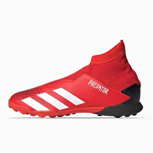 Predator 20.3 Laceless Kids Astro Turf Trainers