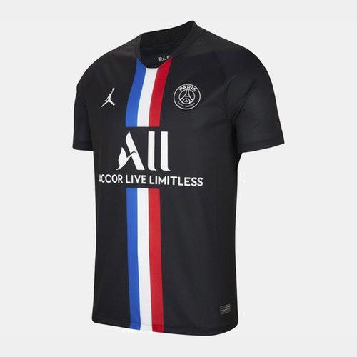 Paris Saint Germain x Jordan Fourth Shirt 2019 2020