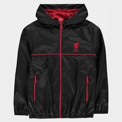 Liverpool Shower Jacket Junior Boys