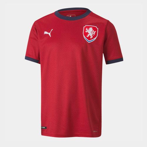 Czech Republic 2020 Kids Home Football Shirt