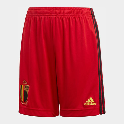 Belgium Home Shorts 2020 Junior