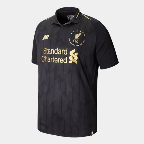 Liverpool 6 Times Football Shirt Mens
