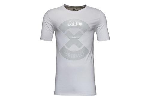 Football X Logo T-Shirt