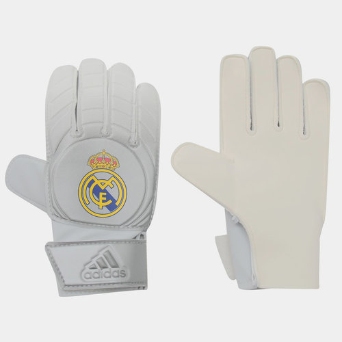Real Madrid FC Youth Pro Goalkeeper Gloves